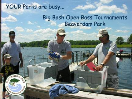 What s happening in beautiful gloucester county va march for Open bass fishing tournaments
